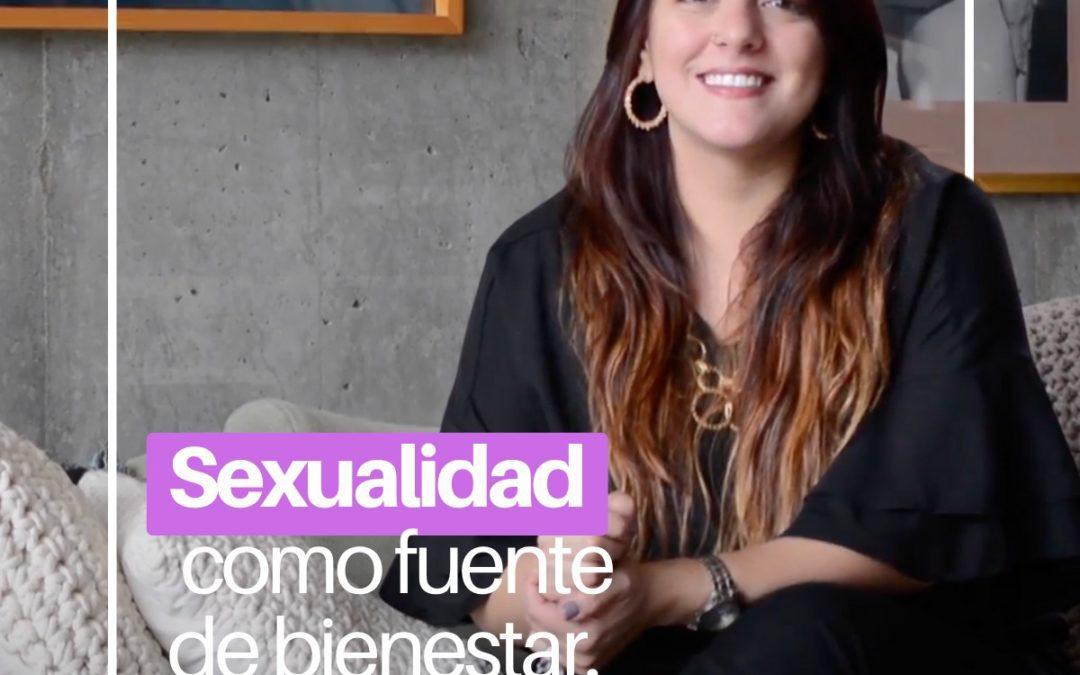 Placer sexual como centro de bienestar